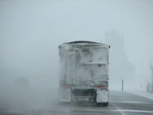 camion hivernal