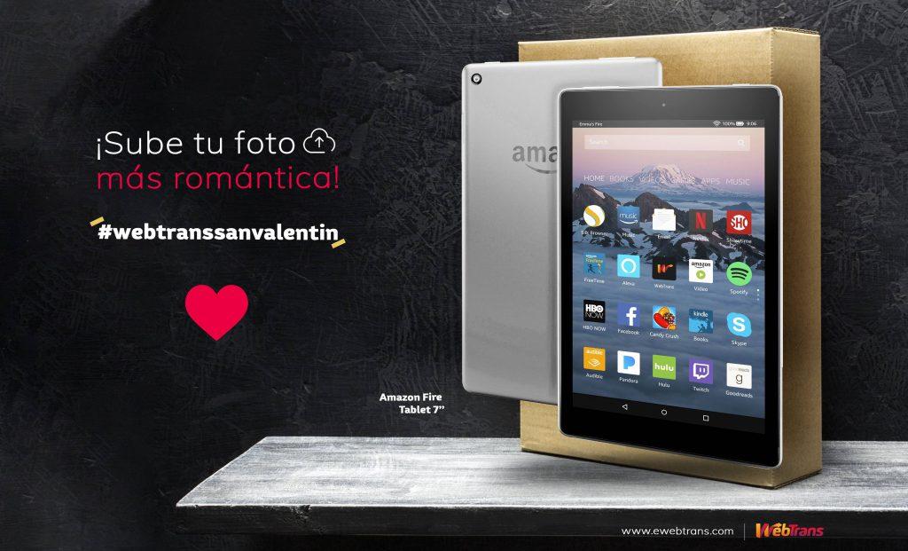 Campaña tablet