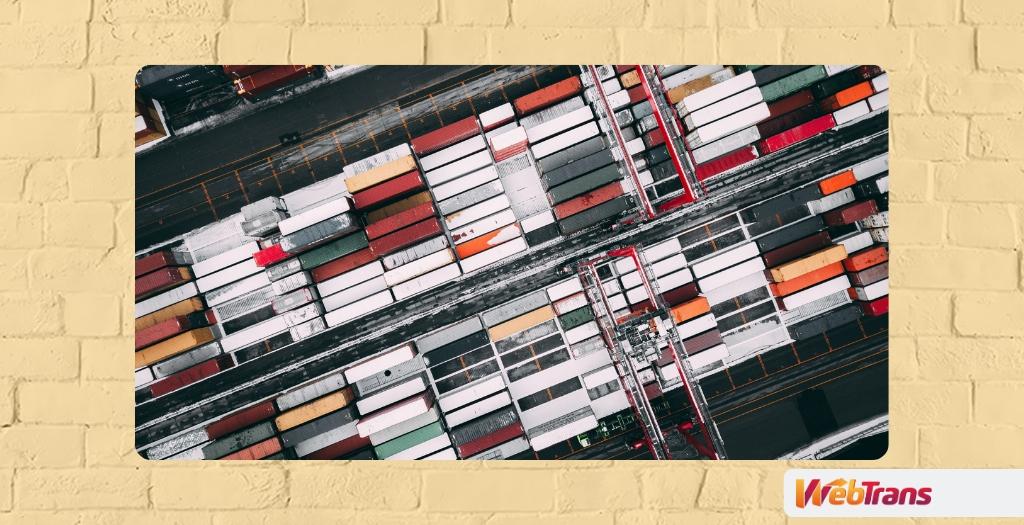 transporte de mercancías en España
