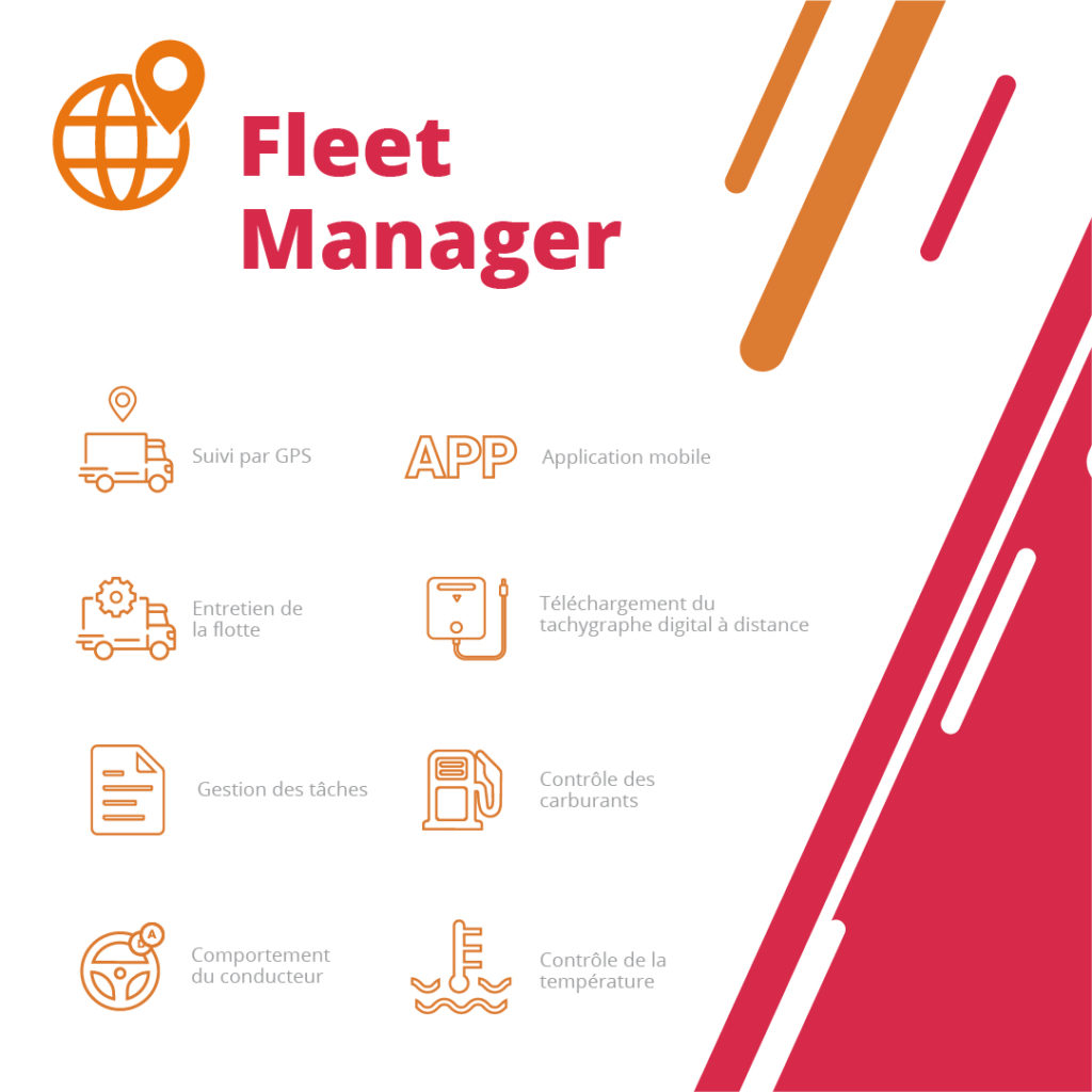 Fleet manager