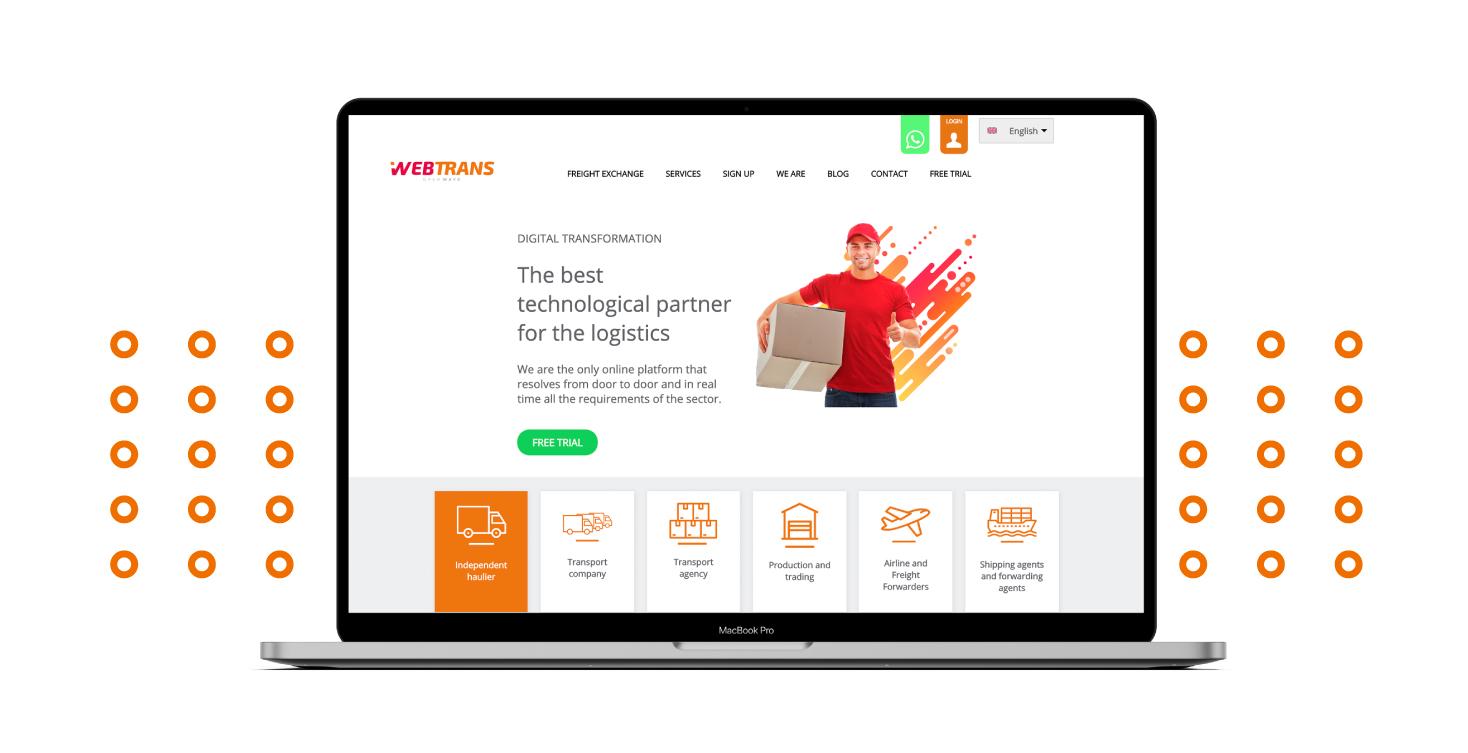New web