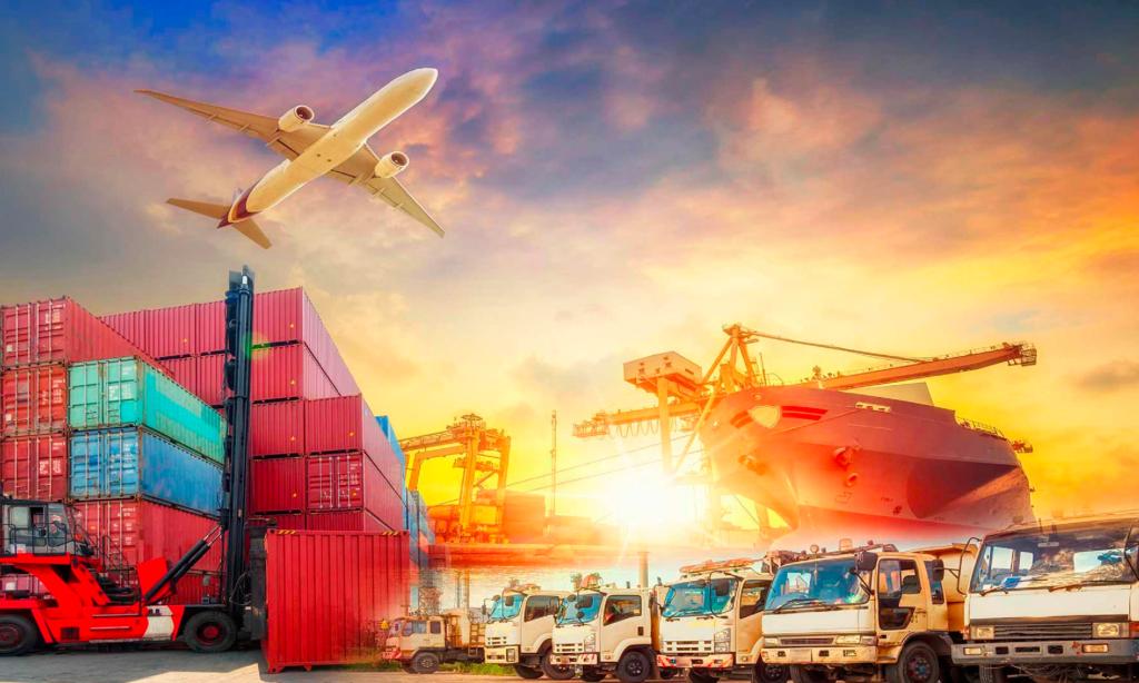Le transport et la logistique